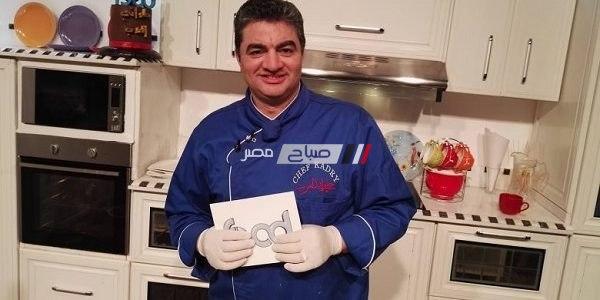 وفاة الشيف قدري مقدم برنامج حلواني العرب