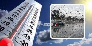 انخفاض درجات الحرارة حتى منتصف الأسبوع القادم بجميع المحافظات