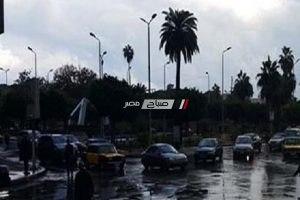 هطول أمطار غزيرة بالإسكندرية الآن.. انخفاض درجات الحرارة وتوقعات بطقس سيئ 4 أيام