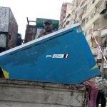 حملات مكبرة لتنفيذ 13 قرار ازالة سقائف في حي شرق بالإسكندرية