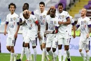 نتيجة مباراة العين والامارات كأس الخليج العربى الاماراتى