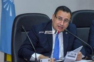 محافظ الاسكندرية يأمر بإدخال الصرف لـ15 مدرسة