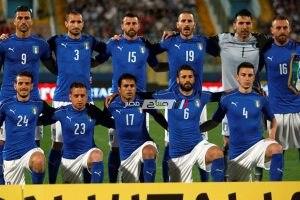 نتيجة مباراة ايطاليا والولايات المتحدة الامريكية