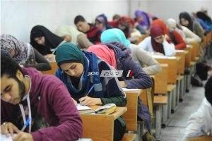 محافظة المنيا تعلن رسمياً عن جدول امتحانات الصف الثاني الثانوي 2019 الترم الاول