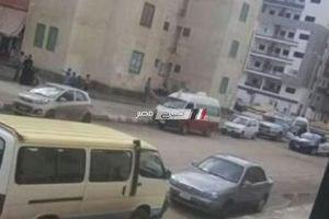 عاااجل…مقتل أسرة سورية بأكملها بدمياط الجديدة