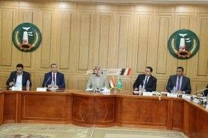 لجنة لمراجعة شهادات الإشراف الهندسى على أعمال البناء بمحافظة المنوفية