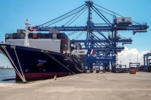 ميناء دمياط يستقبل 10 سفن وقطار بحمولة 1273 طن قمح يغادر الهيئة