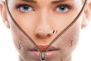 خلطات طبيعية وفعاله لعلاج مشاكل جفاف الوجه