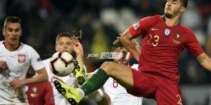 مباراة البرتغال وبولندا