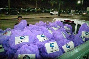 """حزب مستقبل وطن بدمياط يعلن توزيع شنط الخير تحت شعار """"إحنا معاك"""""""