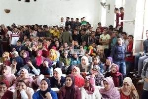 وكيل التعليم بدمياط : انتظام تنفيذ المدارس مجموعات التقوية بالمجان حرصا على مصلحة الطالب
