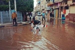 الارصاد : دمياط تشهد اليوم الخميس عواصف رعدية متفرقة و سقوط امطار