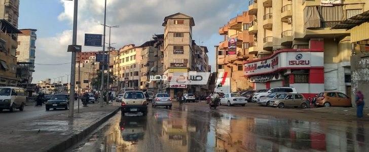 الأرصاد تعلن عن مواعيد نوات محافظة دمياط و أوقات سقوط الأمطار