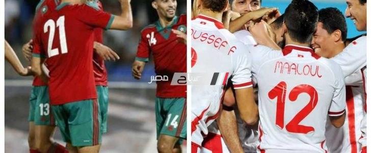 نتيجة مباراة تونس والمغرب الودية