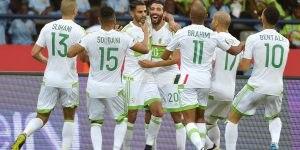 مباراة توجو والجزائر