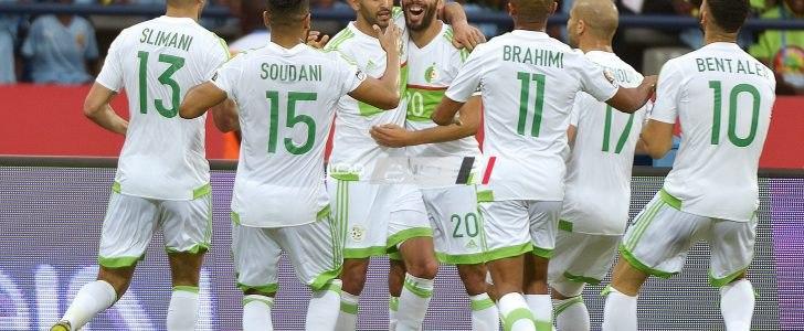 نتيجة مباراة توجو والجزائر تصفيات امم افريقيا