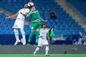 نتيجة مباراة الاردن والسعودية الودية