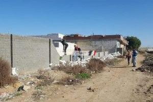 شن حملات مكبرة بحي غرب لاستعادة أراضي الدولة بالإسكندرية