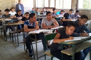جدول امتحانات الصف الأول الاعدادي محافظة المنيا 2019 الترم الأول