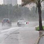 طقس غداً.. هطول أمطار على السواحل الشمالية وانخفاض درجات الحرارة