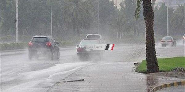 هطول أمطار على السواحل الشمالية ورياح مثيرة للرمال غداً الخميس