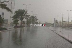 الأرصاد.. توقعات بهطول أمطار وانخفاض درجات الحرارة على معظم الأنحاء اليوم