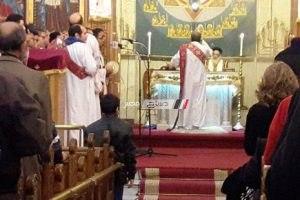 مواعيد الصلاة والإحتفال بـ عيد الصليب بمطرانية بيلوسيو ببورسعيد