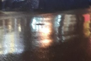 بالصور هطول أمطار غزيرة بالإسكندرية