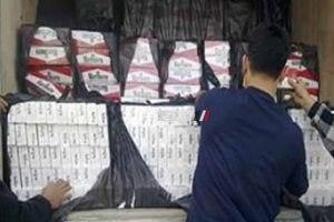 حملة تموينية تضبط صاحب محل سجائر ومدير مصنع للسلع الغذائية لادارتهم بدون ترخيص بمختلف المحافظات