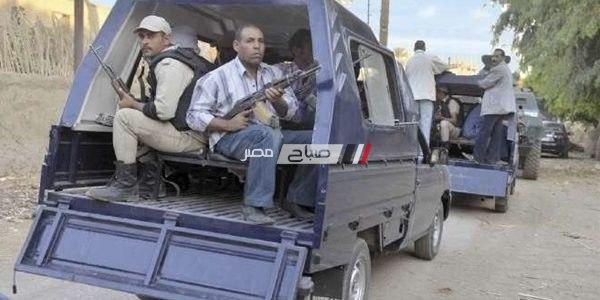 بالفيديو بلطجية يهجمون على كافية في شارع وزير بدمياط والسبب سندوتش حواوشي