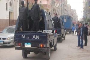 القبض على متهم هارب من 40 سنة سجن في المنيا