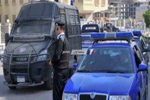 فحص 38 شقة مفروشة وتحرير 1320 مخالفة مرورية في حملات مبكرة بالمنوفية