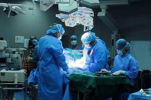 مشاجرة وتشابك بالأيدى بين طبيبين داخل غرفة العمليات بالمنوفية