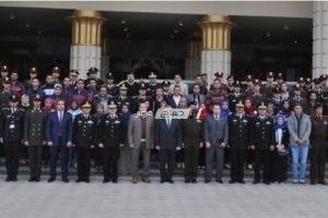 طلاب 23 جامعة مصرية بمشاركة طلبة الكلية الحربية يقضون يوماً كاملاً مع زملائهم طلبة كلية الشرطة