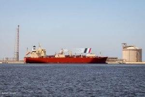 ميناء دمياط يستقبل 6 سفن حاويات وبضائع عامة و 152 سيارة نقل تغادر بحمولة 7469 طن قمح