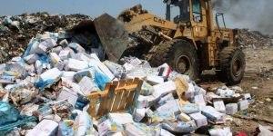 مجلس الوزراء عن إنشاء محارق للقمامة بدمياط ماهى الا محارق طبية حديثة الصنع