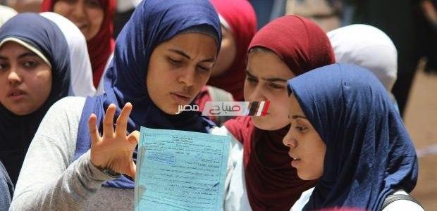 متابعة امتحانات شهادة إتمام الثانوية العامة في يومها الخامس بنطاق محافظة البحيرة
