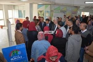 التضامن الاجتماعى بدمياط تشارك فى المؤتمر العلمى عن متحدي الإعاقة