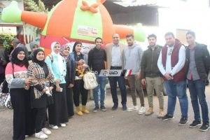 حزب مستقبل وطن بدمياط يشارك فى حفل المدرسة الفكرية بمناسبة اليوم العالمي للمعاق