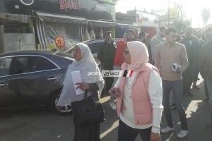 رئيسة حي بالاسماعيلية: لا اعتمد على التقارير و التفاعل مع المواطنين هدفي