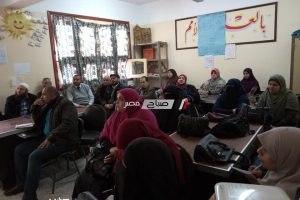 انطلاق اول ايام برنامج تنمية مهارات معلمي القرآن الكريم بدمياط ضمن فاعليات البرنامج التدريبي