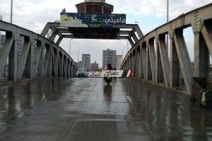 الأرصاد الجوية: دمياط تشهد اليوم الخميس 28/2/2019 رياح نشطة و امطار غزيرة