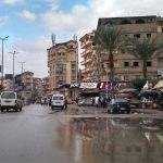 موعد نوه المكنسة وتوقعات بأمطار غزيرة ورياح نشطة بدمياط