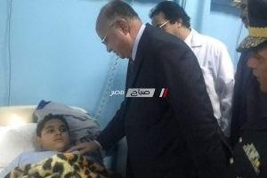10 اجراءات لوزير التعليم بعد مصرع طالب و اصابة 7 اخرين جراء انهيار سور مدرسة المرج (صور)
