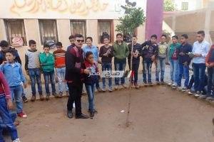 بمشاركة 200 طليع الشباب تواصل فعاليات المعسكر الكشفي بمدارس دمياط