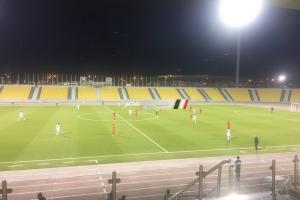 نتيجة مباراة العراق وفلسطين ودية دولية