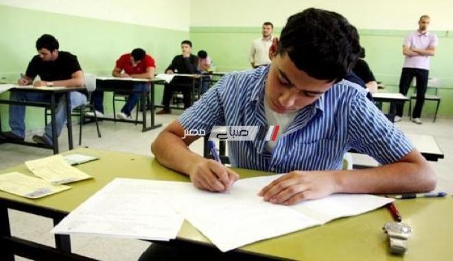 ننشر تفاصيل جدول امتحانات الثانوية العامة - موقع صباح مصر