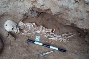 بالصور الكشف عن آثار فى تبة مُطوّح بالإسكندرية