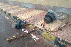 بالصور تكثيف أعمال رفع مخلفات موجة الطقس السيئ بالإسكندرية