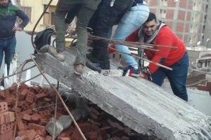 حملات مكبرة لهدم العقارات الآيلة للسقوط بحي غرب في الإسكندرية
